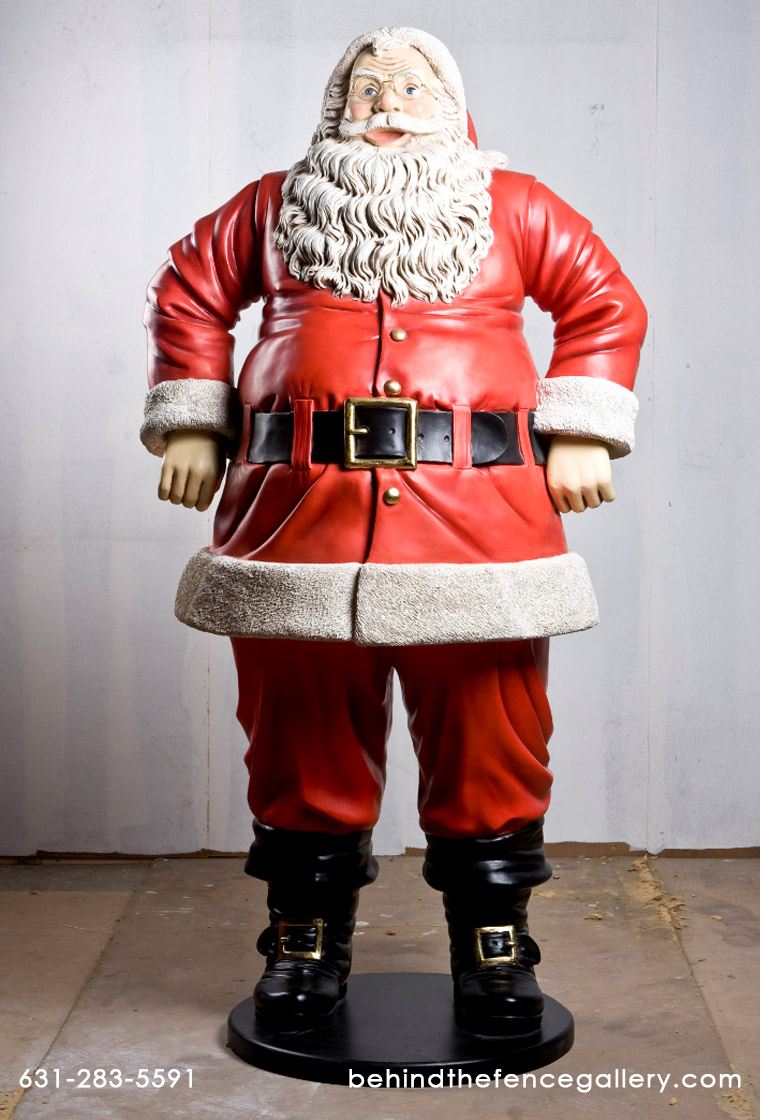 Christmas Jolly Santa 6 ft.