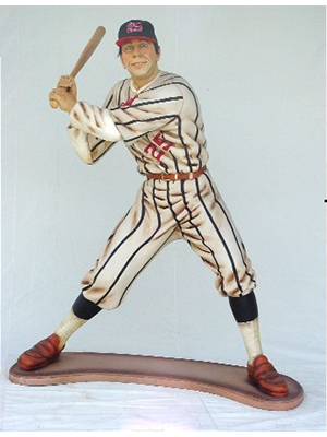 Custom Baseball Player