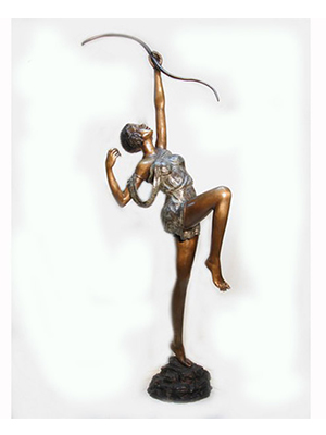 Bronze Diane The Archer
