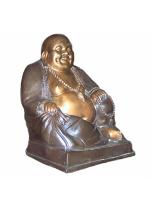 Bronze Statue of Buddha