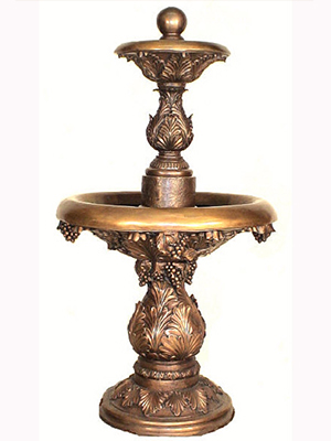 Bronze Classic Fountain Tuscan