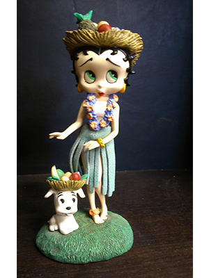 Betty Boop Hawaiian Holiday