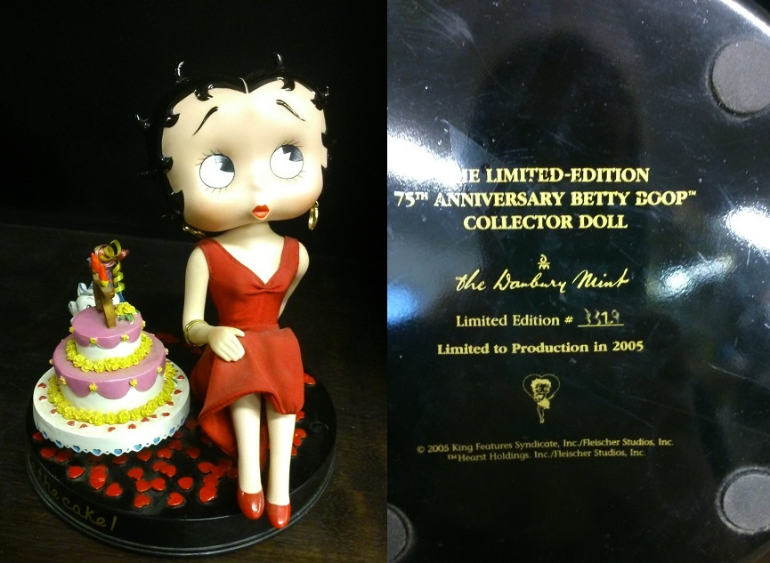 Betty Boop Birthday