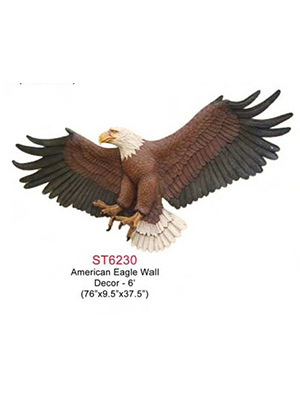 American Eagle Wall Decor