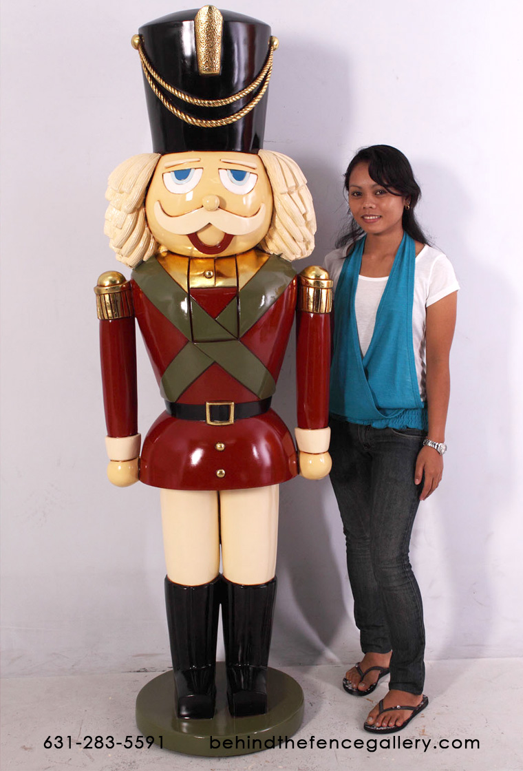 Nutcracker 6 Ft.