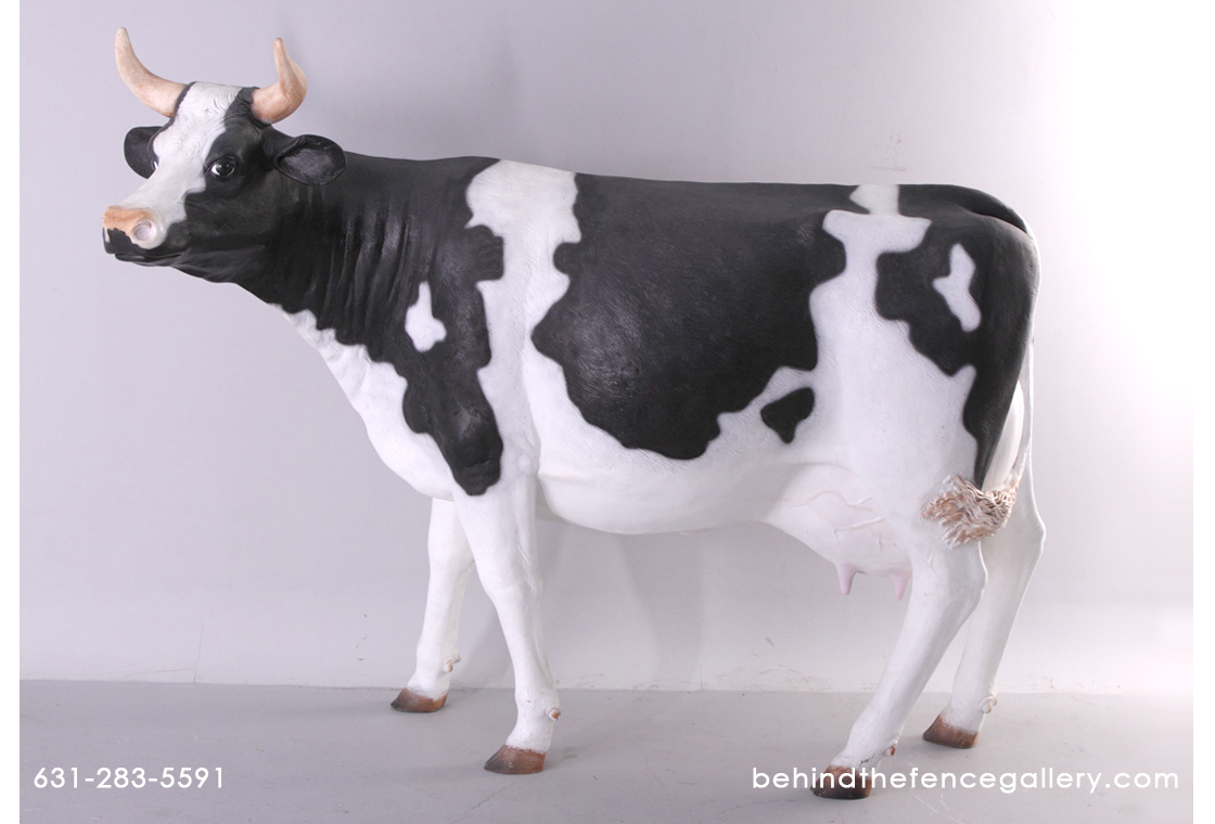 Cow Life Sized