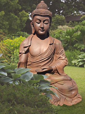 Custom Enchanting Buddha Statue