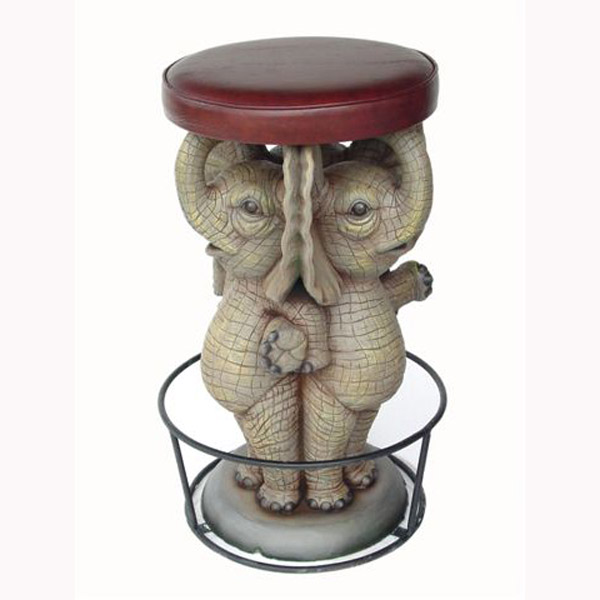 Elephant Bar Stool