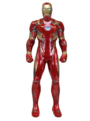 Foam Iron Man Statue