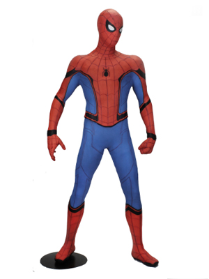 Foam Spider Man Statue