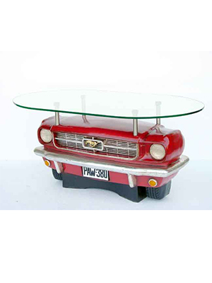 Ford Mustang Coffee Table
