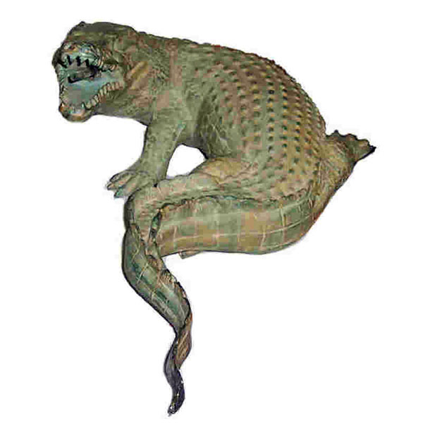 Small Bronze Alligator