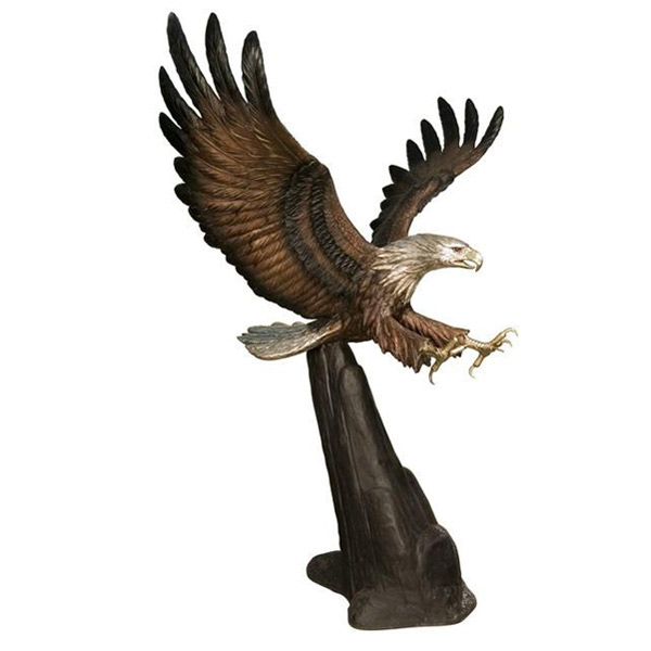 Bronze Flying Eagle