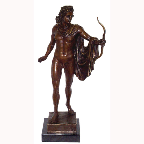 Bronze Adonis Statue (Last One in Stock)