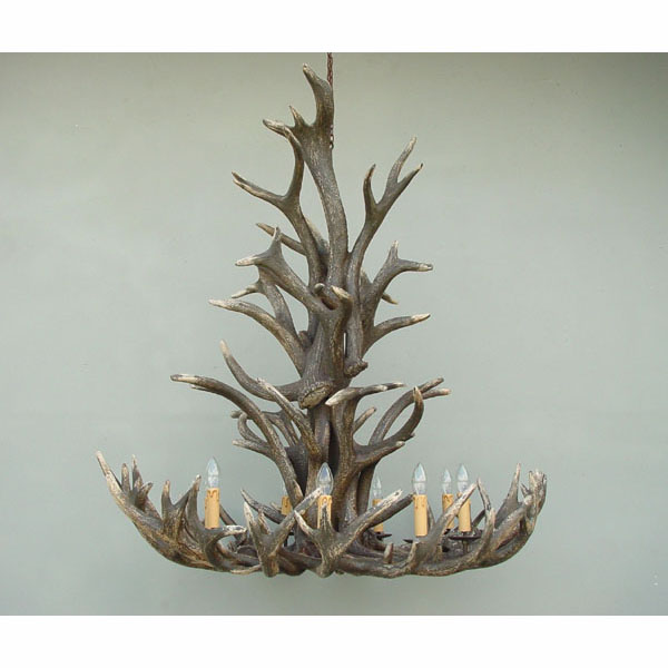 Faux antler in Chandeliers - Compare Prices, Read Reviews and Buy