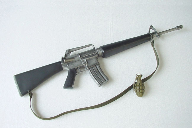 M-16 Carbine Rifle larger image