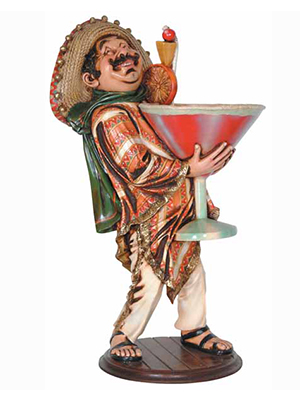 Mexican Waiter