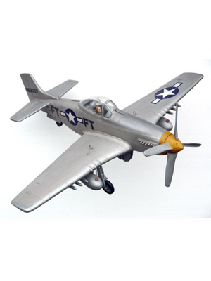 Mustang Model Airplane ( small )