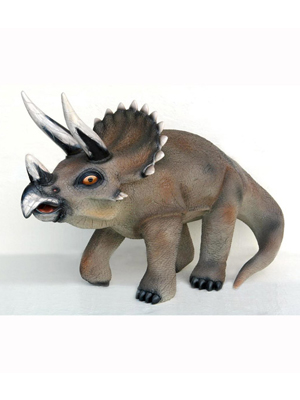 Triceratops 3ft. (Medium)