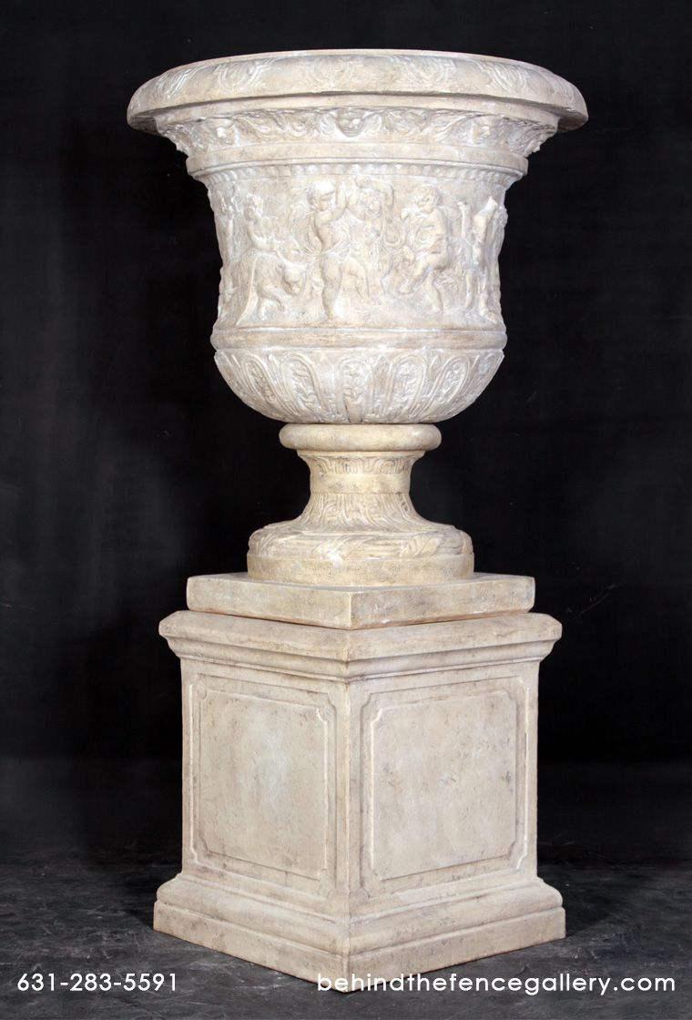 Versailles Urn on Base