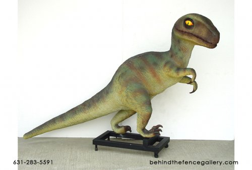 Baby T-Rex Statue - Click Image to Close