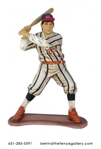 Baseball Player Statue - 3Ft.
