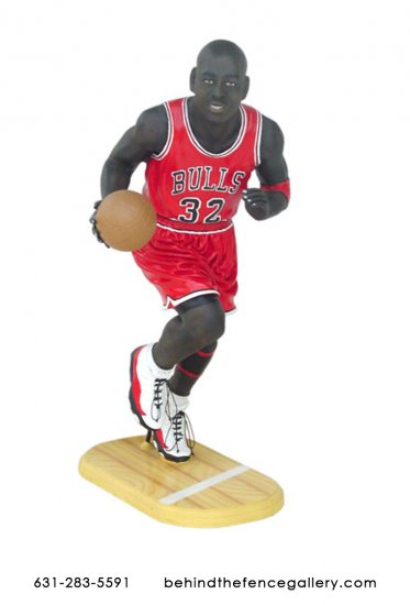 Basketball Player Statue - 3 ft.