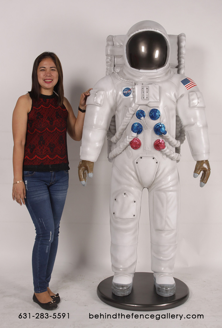 Astronaut Statue Life Size