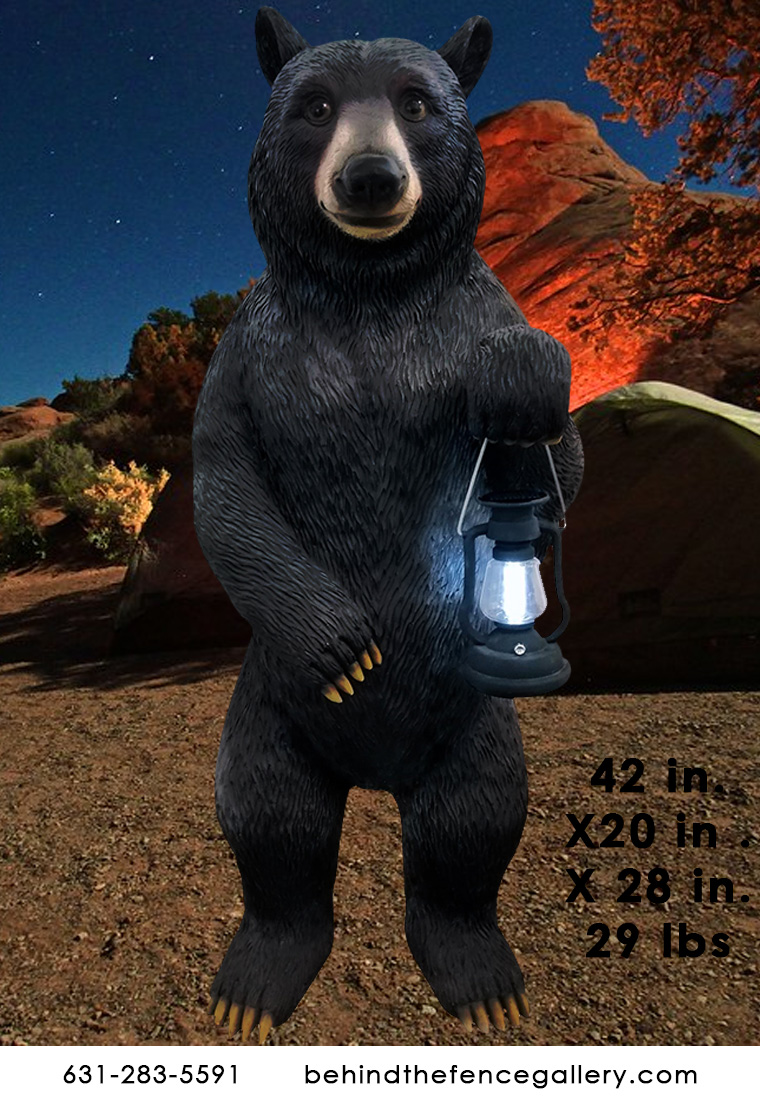 Campground Bear