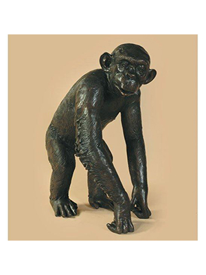 Bronze Chimpanzee