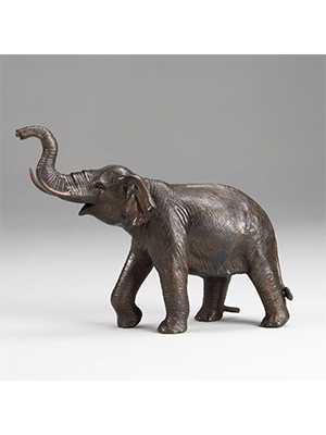 Bronze Elephant Fountain