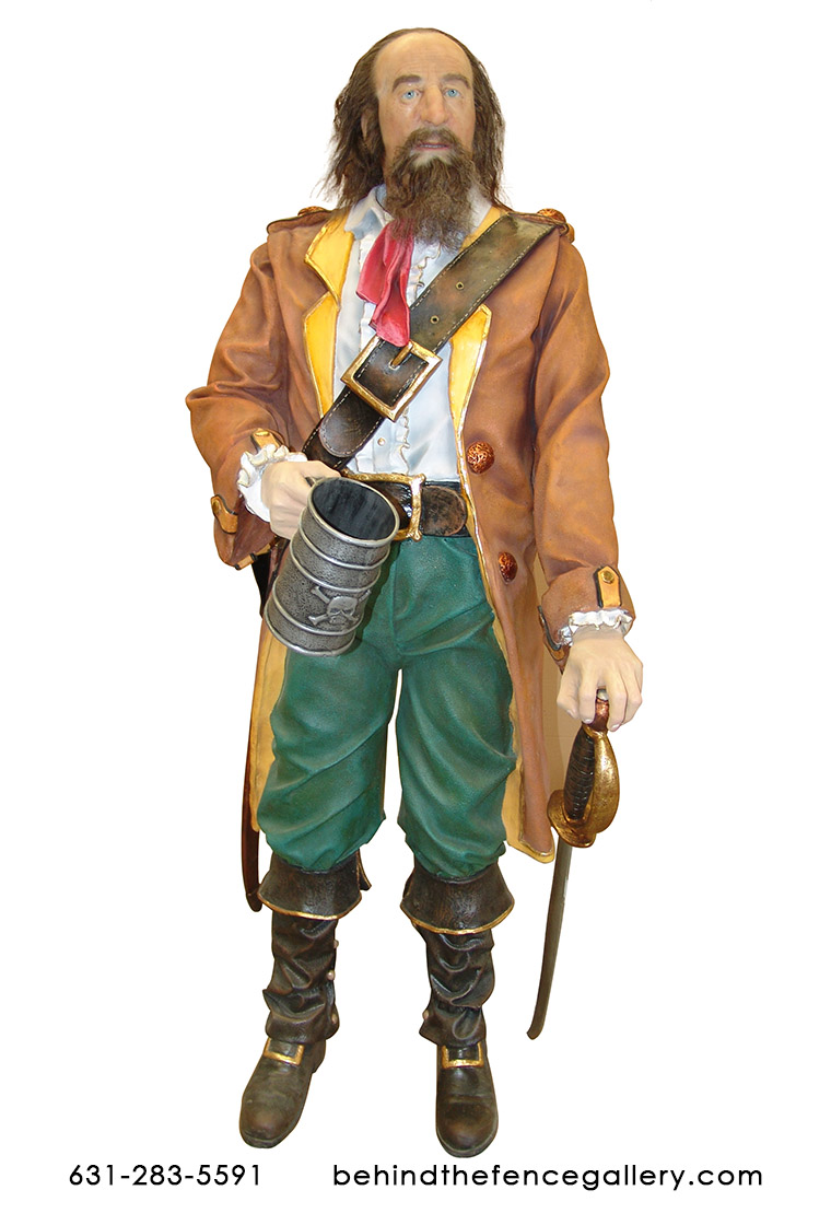 Captain Enrico Figurine