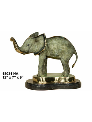 Elephant Trunk Up (Small)