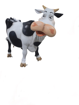 Cow Statues
