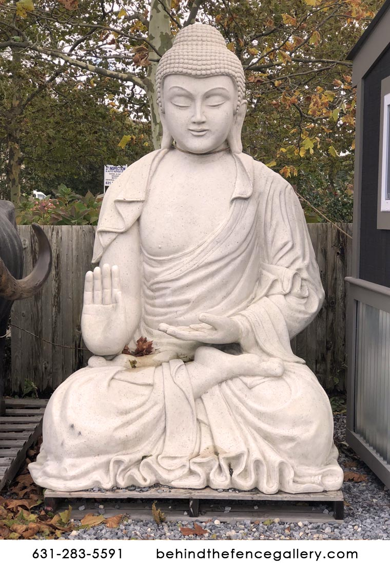 Giant Buddha Statue 7.8 ft. H