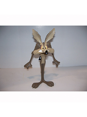 Wyle Coyote Statue
