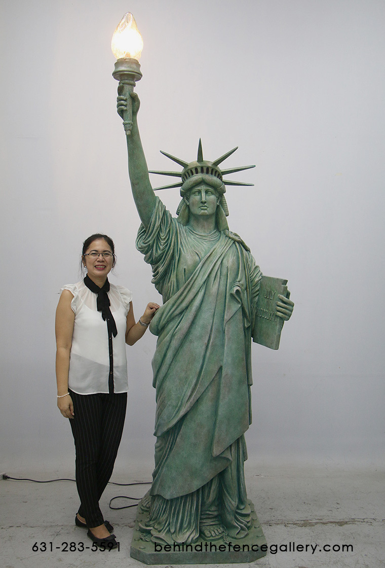 Statue of Liberty Statue For Home 8.75 feet